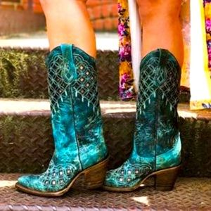 🐴 Corral Western boots 🌵